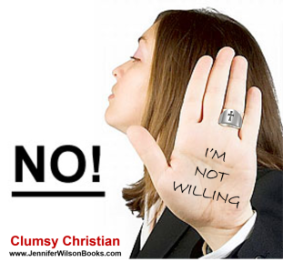 Not willing