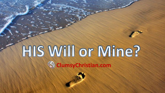 His Will or Mine